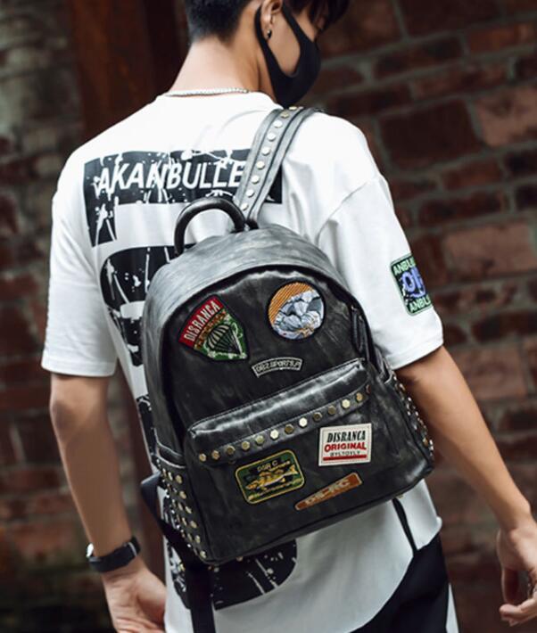 small backpacks for men