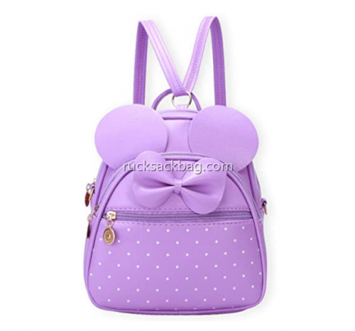 Mini Convertible Backpack purse