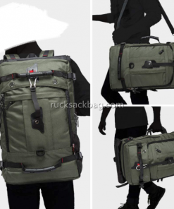 large convertible travel backpack