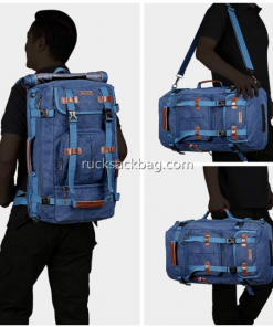 large convertible travel rucksack
